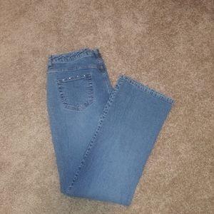 Sonoma Mom Jeans Size 16